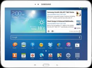 Samsung-Galaxy-Geräte der Tab-Serie